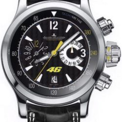 Ремонт часов Jaeger LeCoultre Q175847V Master Compressor Chronograph Valentino Rossi Limited Edition 746 в мастерской на Неглинной