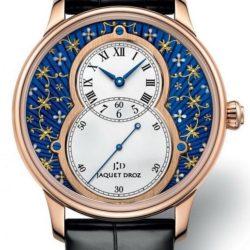 Ремонт часов Jaquet Droz J003033391 Les Ateliers D'Art Grande Seconde Paillonnee в мастерской на Неглинной