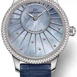 Ремонт часов Jaquet Droz J005000270 Elegance Paris Petite Heure Minute 35 mm в мастерской на Неглинной
