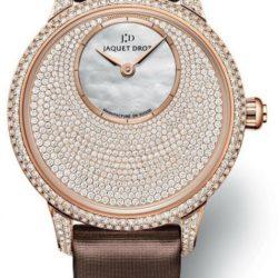 Ремонт часов Jaquet Droz J005003220 Elegance Paris Petite Heure Minute 35 mm Shiny в мастерской на Неглинной