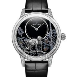 Ремонт часов Jaquet Droz J005024280 Elegance Paris Petite Heure Minute Monkey в мастерской на Неглинной