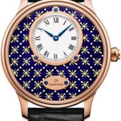 Ремонт часов Jaquet Droz J005033256 Legend Geneva Petite Heure Minute Paillonnee Enamel в мастерской на Неглинной