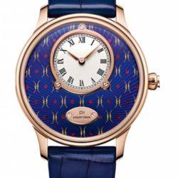 Ремонт часов Jaquet Droz J005033257 Elegance Paris PETITE HEURE MINUTE PAILLONNÉE в мастерской на Неглинной