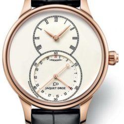 Ремонт часов Jaquet Droz J007013200 Legend Geneva Grande Seconde Quantieme 39 mm в мастерской на Неглинной
