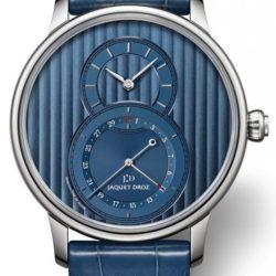 Ремонт часов Jaquet Droz J007030245 Legend Geneva Grande Seconde Quantieme в мастерской на Неглинной