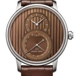 Ремонт часов Jaquet Droz J007030246 Legend Geneva Grande Seconde Quantième Côtes de Genève в мастерской на Неглинной