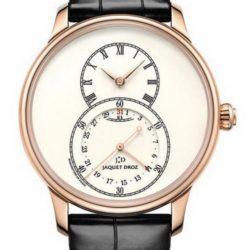 Ремонт часов Jaquet Droz J007033200 Legend Geneva Grande Seconde Quantieme 43 mm в мастерской на Неглинной