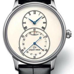 Ремонт часов Jaquet Droz J007034200 Legend Geneva Grande Seconde Quantieme 43 mm в мастерской на Неглинной