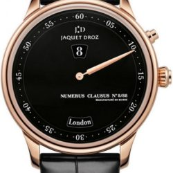 Ремонт часов Jaquet Droz J010133202 Majestic Beijing The Twelve Cities Black Enamel в мастерской на Неглинной