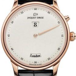 Ремонт часов Jaquet Droz J010133209 Majestic Beijing The Twelve Cities Ivory Enamel в мастерской на Неглинной