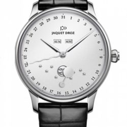 Ремонт часов Jaquet Droz J012630240 Majestic Beijing THE ÉCLIPSE SILVER в мастерской на Неглинной