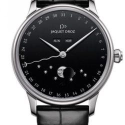 Ремонт часов Jaquet Droz J012630270 Majestic Beijing The Eclipse Onyx в мастерской на Неглинной