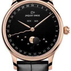 Ремонт часов Jaquet Droz J012633202 Majestic Beijing The Eclipse Black Enamel в мастерской на Неглинной