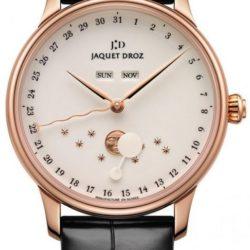 Ремонт часов Jaquet Droz J012633203 Majestic Beijing The Eclipse Ivory Enamel 43mm в мастерской на Неглинной