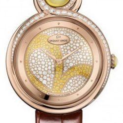 Ремонт часов Jaquet Droz J014503221 Elegance Paris Lady 8 Cloverleaf в мастерской на Неглинной