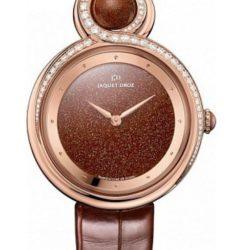 Ремонт часов Jaquet Droz J014503271 Elegance Paris LADY 8 SUNSTONE в мастерской на Неглинной