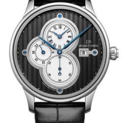 Ремонт часов Jaquet Droz J015134240 Majestic Beijing Time Zones Cotes de Geneve White Gold 2013 в мастерской на Неглинной