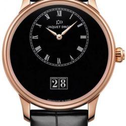 Ремонт часов Jaquet Droz J016933210 Majestic Beijing Grande Date Black Enamel в мастерской на Неглинной