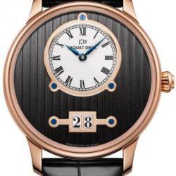 Ремонт часов Jaquet Droz J016933240 Majestic Beijing Grande Date Côtes de Genève в мастерской на Неглинной