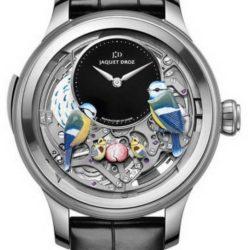 Ремонт часов Jaquet Droz J031034203 Complications La-Chaux-De-Fonds Bird Repeater в мастерской на Неглинной