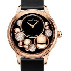 Ремонт часов Jaquet Droz j005023521 Les Ateliers D'Art Heure Celeste в мастерской на Неглинной