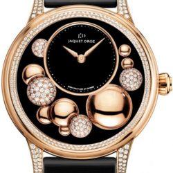 Ремонт часов Jaquet Droz j005023531 Les Ateliers D'Art Petite Heure Minute Heure Celeste в мастерской на Неглинной