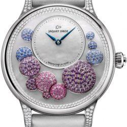 Ремонт часов Jaquet Droz j005024538 Les Ateliers D'Art Petite Heure Minute Heure Celeste в мастерской на Неглинной