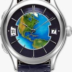 Ремонт часов Laurent Ferrier Galet Traveller Enamel US Limited Edition Galet Traveller 41 mm в мастерской на Неглинной