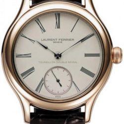 Ремонт часов Laurent Ferrier LCF001-Ivoire Galet Classic COLORED GRAND FEU ENAMEL в мастерской на Неглинной