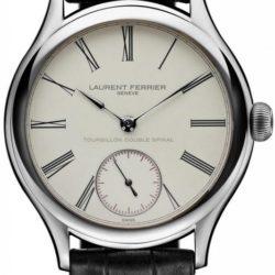 Ремонт часов Laurent Ferrier LCF001-WG Galet Classic WHITE GRAND FEU ENAMEL DIAL в мастерской на Неглинной