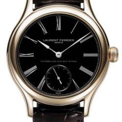 Ремонт часов Laurent Ferrier LCF001-Y Galet Classic black onyx dial в мастерской на Неглинной