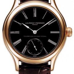 Ремонт часов Laurent Ferrier LCF001-red gold Galet Classic black onyx dial в мастерской на Неглинной
