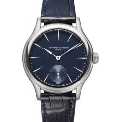 Ремонт часов Laurent Ferrier LCF004.G1.CW1 Galet Micro-Rotor White Gold Case Vertical Satin-Brushed Blue-Tone Dial в мастерской на Неглинной