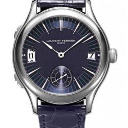 Ремонт часов Laurent Ferrier LCF007-blue Galet Traveller WHITE GOLD CASE в мастерской на Неглинной