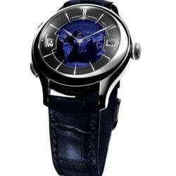 Ремонт часов Laurent Ferrier LCF012-G Galet Traveller Globe Night Blue в мастерской на Неглинной