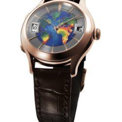 Ремонт часов Laurent Ferrier LCF012-G World Galet Traveller Red Gold в мастерской на Неглинной