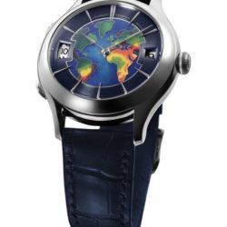 Ремонт часов Laurent Ferrier LCF012-G World Galet Traveller White Gold в мастерской на Неглинной