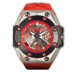 Ремонт часов Linde Werdelin Titanium Red Oktopus Waterproof в мастерской на Неглинной