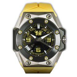 Ремонт часов Linde Werdelin Titanium Yellow Oktopus Waterproof в мастерской на Неглинной