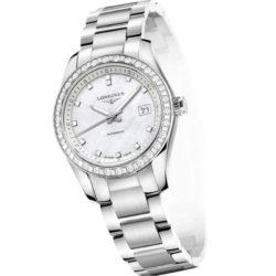 Ремонт часов Longines L2.285.0.87.6 Watchmaking Tradition Conquest Classic в мастерской на Неглинной