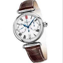 Ремонт часов Longines L2.776.4.21.3 Heritage Heritage Collection в мастерской на Неглинной