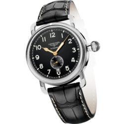 Ремонт часов Longines L2.777.4.53.2 Heritage Heritage Collection в мастерской на Неглинной