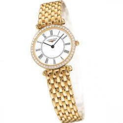 Ремонт часов Longines L4.191.7.11.6 Elegance La Grande Classique de Longines в мастерской на Неглинной