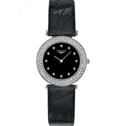 Ремонт часов Longines L4.308.0.57.2 Elegance La Grande Classique de Longines в мастерской на Неглинной