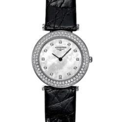 Ремонт часов Longines L4.308.0.87.2 Elegance La Grande Classique de Longines в мастерской на Неглинной