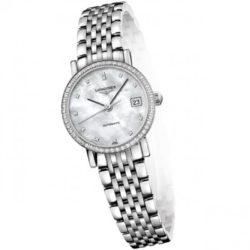 Ремонт часов Longines L4.309.0.87.6 Elegance The Longines Elegant Collection в мастерской на Неглинной