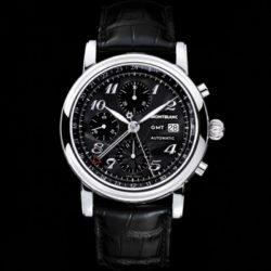 Ремонт часов Montblanc 102135 Star Chronograph GMT Automatic в мастерской на Неглинной