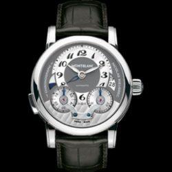 Ремонт часов Montblanc 102337 Nicolas Rieussec CHRONOGRAPH AUTOMATIC в мастерской на Неглинной