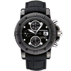 Ремонт часов Montblanc 104279 Sport Montblanc Sport Chronograph Automatic в мастерской на Неглинной