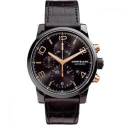 Ремонт часов Montblanc 105805 Timewalker Montblanc Timewalker Dual Carbon Chronograph Automatic в мастерской на Неглинной
